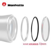 《Manfrotto》72mm 濾鏡環(FH) XUME磁吸環系列
