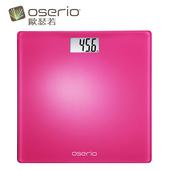 《oserio歐瑟若》數位體重計 BLG-261A(紅) $1080