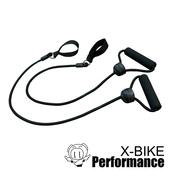 《X-BIKE》健身伸展彈力繩/拉力繩(一對) LS100(拉力繩)