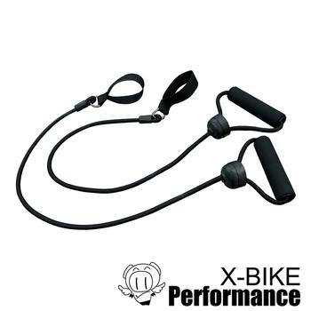 X-BIKE 健身伸展彈力繩/拉力繩(一對) LS100(拉力繩)