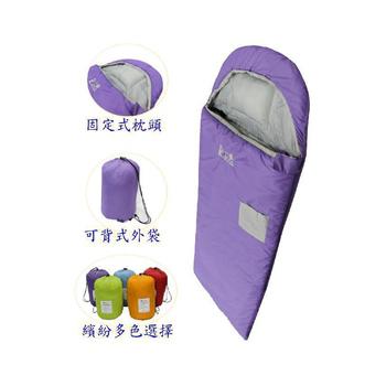 Lirosa吉諾佳 兒童中空纖維 睡袋 # AU022(顏色:隨機出貨)