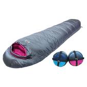 《Lirosa吉諾佳》超輕保暖型羽絨 睡袋600g # AS600L(顏色:隨機出貨)