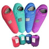 《Lirosa吉諾佳》兒童羽絨 睡袋 # AU026(顏色:隨機出貨)