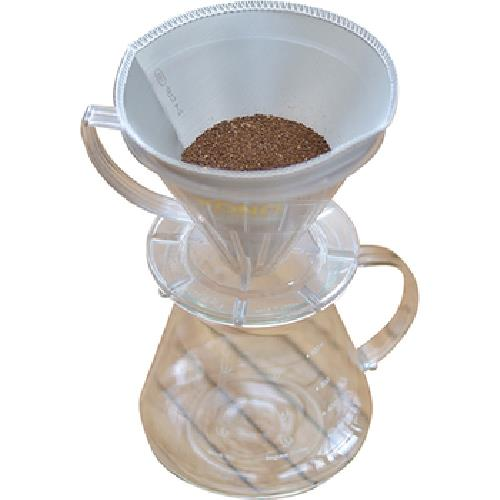 CUG 扇形不鏽鋼濾紙2-4cup(2-4CUP / 102RT)