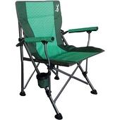 《鏕遊聚》特斯林涼感露營椅-顏色隨機(長58cm x 寬55cm x 高90cm)