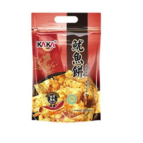 KAKA 魷魚餅-辣味(90g)