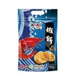 《KAKA》蝦餅-原味(90g)