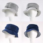 《海夫健康生活館》abonet 頭部保護帽 經典 漁夫款(藍色)