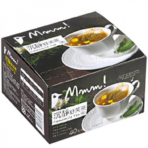 《MMM》沉靜舒芙茶(1.5g*40包/盒)