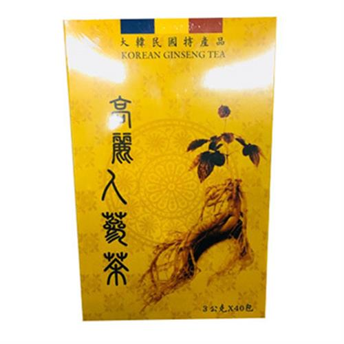 昊悅 高麗人蔘茶(3g*40入/盒)