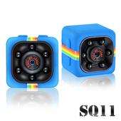 《U-ta》高清畫質1080P密錄攝錄器SQ11(可當行車記錄器)(藍色)