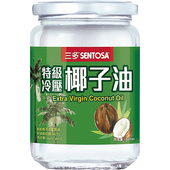 《三多》特級冷壓椰子油(500ml/罐)