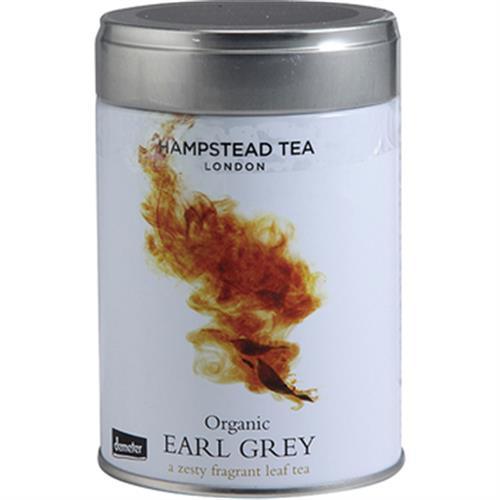 英國漢普斯敦 有機伯爵茶葉(100g)