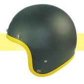 《男版》糖果色系列復古騎士帽57~60cm(黑)