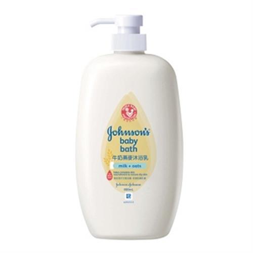 嬌生 嬰兒牛奶燕麥沐浴乳(800ml)