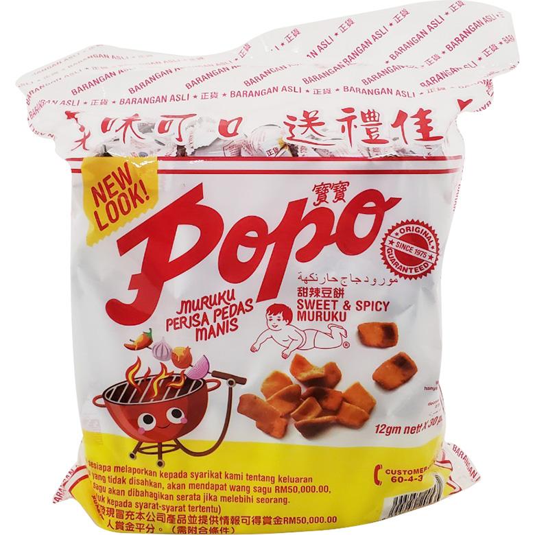 《寶寶》魚豆餅(甜辣-360g±10%/包)