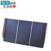 《海夫健康生活館》建鵬 JP-857 攜帶式 鋁合金 門檻單片斜坡板(長25cm、寬度70cm)