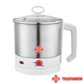 《德律風根》1.8L不鏽鋼美食鍋LT-SGP1728