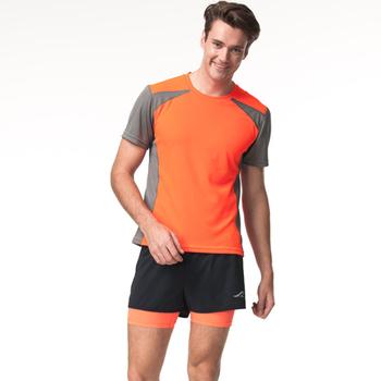 《SAIN SOU》Boy內加長運動短褲T23733-01(M)