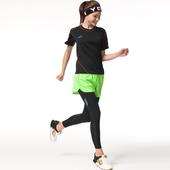 《SAIN SOU》Lady運動短褲T13735-13(M)