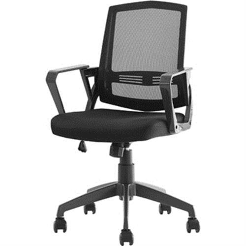 時尚工業風網椅 (黑/白隨機出貨)(P-M-CH1072)