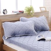 《Cool》進階涼感單人保潔墊 藍(105x186cm(3.5x6.2尺))