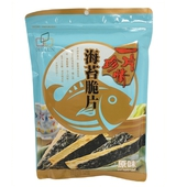 《一片珍情》海苔脆片(原味 40g/包)