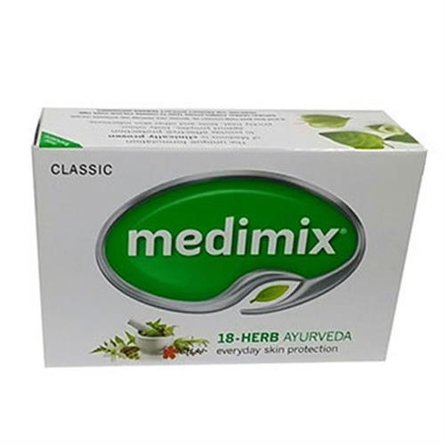 《MEDIMIX》印度美肌皂125g/顆(深綠)