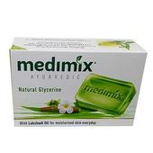《MEDIMIX》印度美肌皂125g/顆(淺綠)