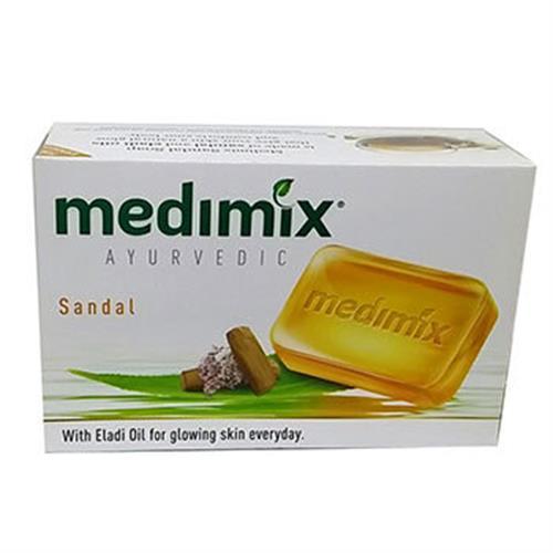 《MEDIMIX》印度美肌皂125g/顆(橘色)
