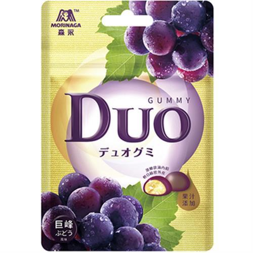 森永 嘟歐雙層QQ軟糖(葡萄風味)(40g/包)