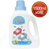 《御衣坊》卡娜赫拉的小動物 香水洗衣凝露1500ml*6瓶(海洋氣息)