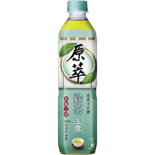 《原萃》玉露綠茶(580mlx4瓶/組)