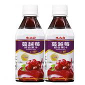 《維大力》蔓越莓綜合果汁(280ml*4瓶/組)
