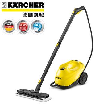 德國凱馳 KARCHER SC3 多功能高壓蒸氣清洗機(黃色)