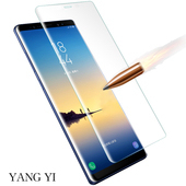 《YANGYI揚邑》Samsung Galaxy Note 8 6.3吋 滿版鋼化玻璃膜3D曲面防爆抗刮保護貼(Note 8 滿版鋼化膜)