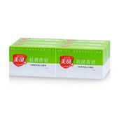《美琪》抗菌香皂-100g*6(白麝香)