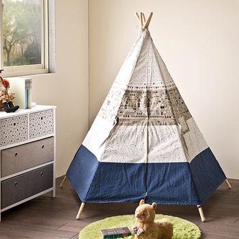 伊里斯 伊里斯彩色飛機五杆印第安帳篷(五杆印第安帳篷)