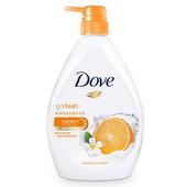 《多芬》橙漾水嫩沐浴乳(1000g)