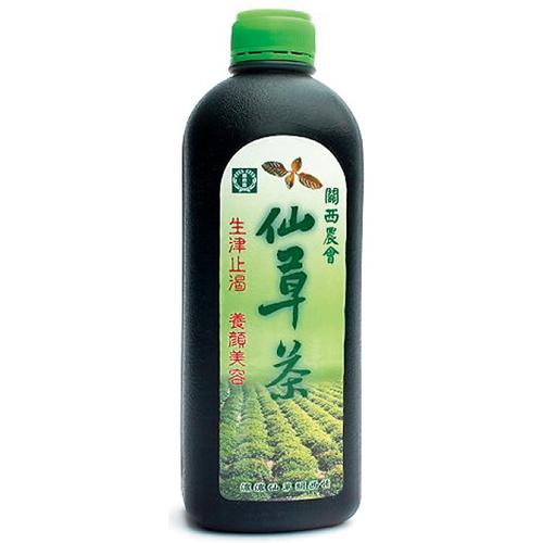 ★結帳現折★《關西鎮農會》仙草茶(960ml/瓶)