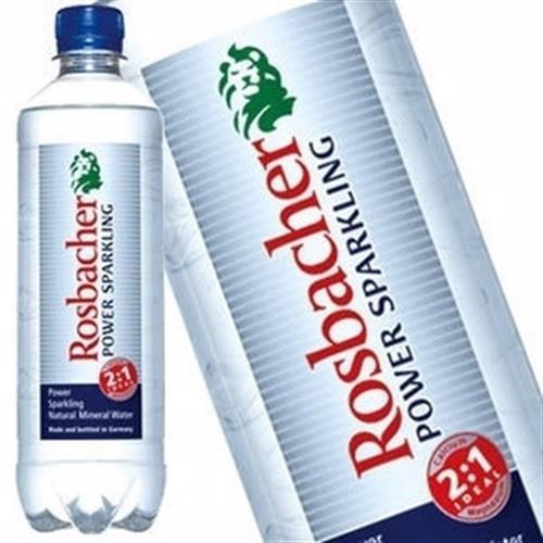 德國Rosbacher雷巴哈 氣泡礦泉水(500ml/瓶)