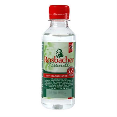 德國Rosbacher雷巴哈 氣泡礦泉水(200ml迷你瓶)