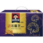 《桂格》冬蟲夏草活靈芝滋補液(60ml*16瓶/盒)