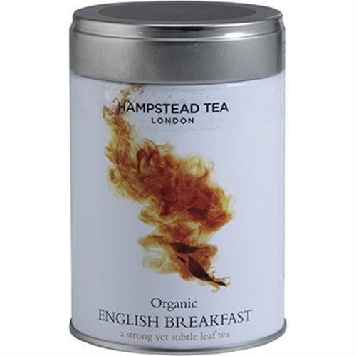 英國漢普斯敦 有機英國早餐茶葉(100g)
