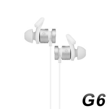《SOYES》超輕極限運動藍牙耳機G6(公司貨)(白色)