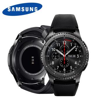Samsung Gear S3 防水通話智慧型手錶 訊息來電通知(冒險家Frontier)