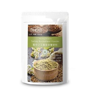 《樸優樂活》穀中之王黃金苦蕎麥粉(500g/包)(*1件組)