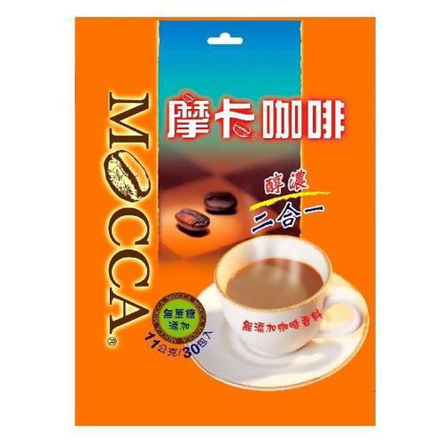 摩卡 醇濃二合一咖啡(11G*30包)