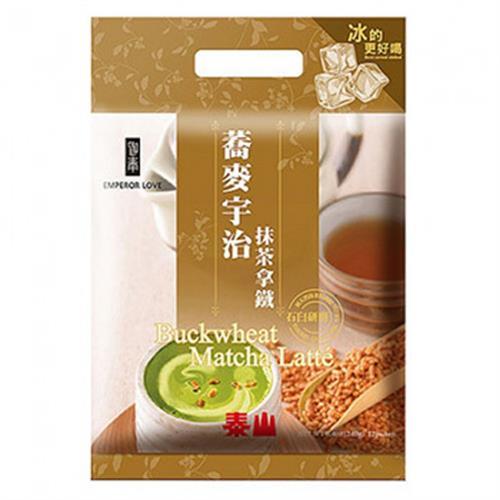泰山 御奉 蕎麥宇治抹茶拿鐵(240g)