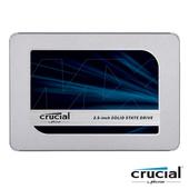 《美光 Crucial》MX500 500G/7mm/讀:560M/寫:510M/64層3D TLC/五年保固 SSD 固態硬碟(MX500 500GB)